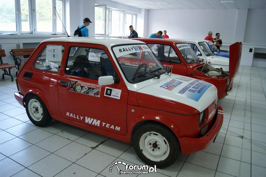 Rajdowe maluchy, Fiat 126p