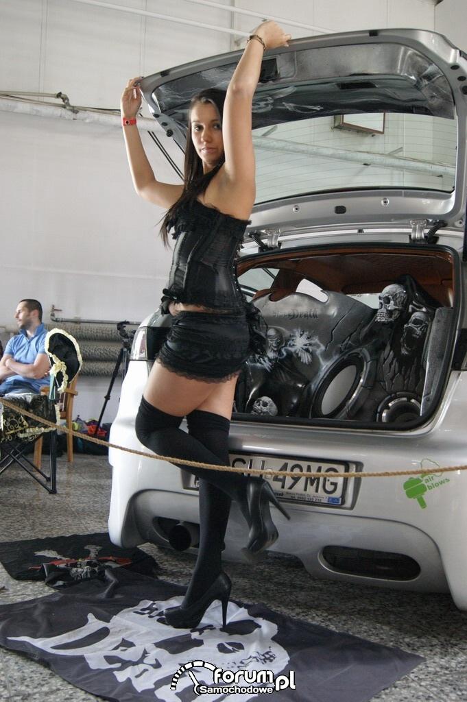 Seat Ibiza, dziewczyna