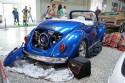 Volkswagen Garbus Cabrio, tył