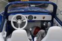 Volkswagen Garbus Cabrio, wnętrze