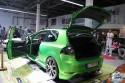 Volkswagen Golf VI, zielony