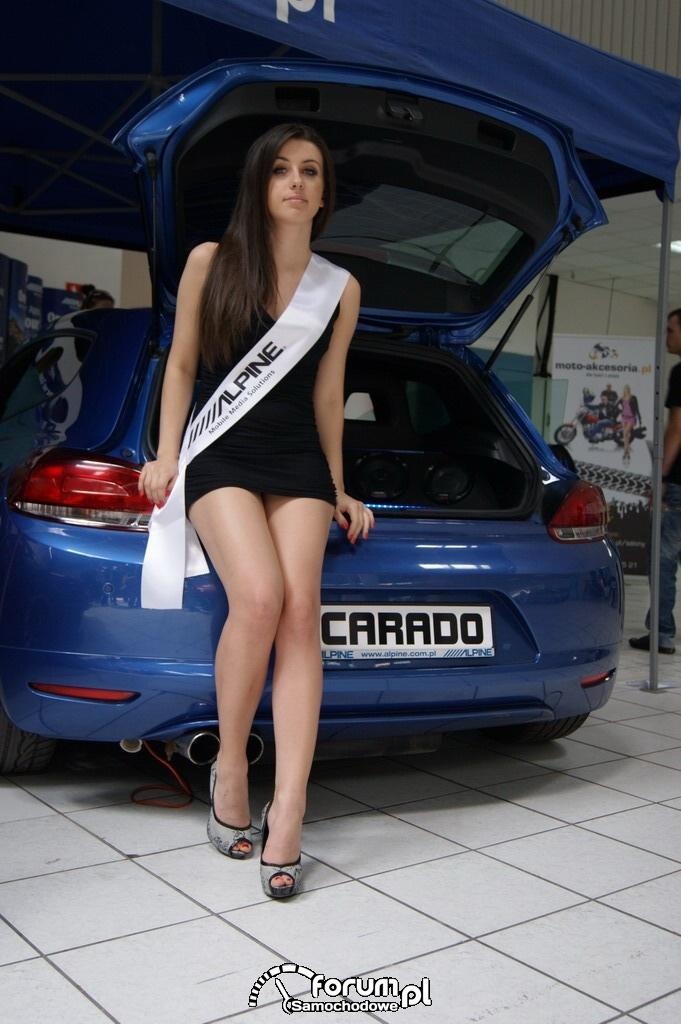 VW Corrado, Alpine, Hostessa
