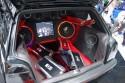VW Golf GTI, zabudowa bagażnika CarAudio