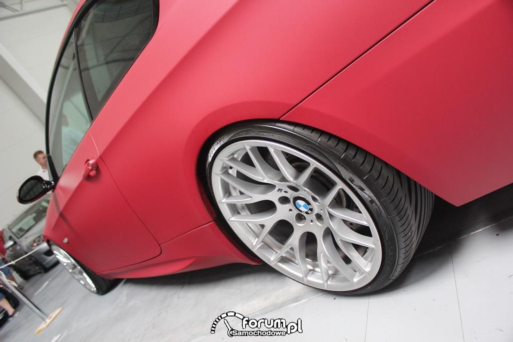 Alufelgi, BMW serii 3 E90 coupe