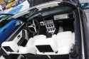 Audi 80 cabrio B4, wnętrze