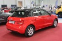 Audi A1, tył