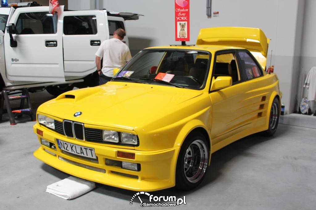 BMW serii 3, E30