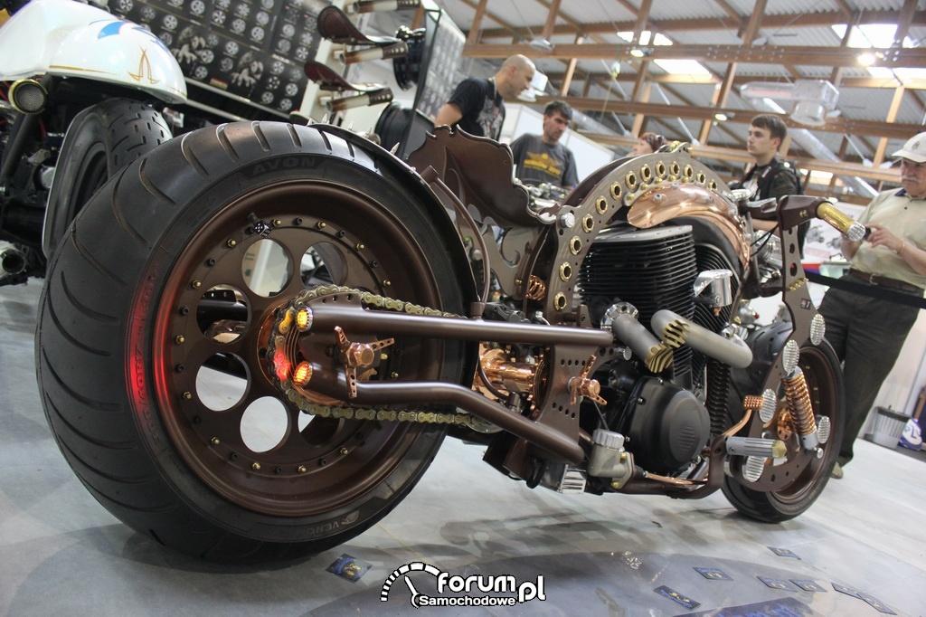 Coroner Custom Cycles, 3
