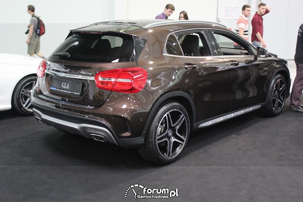 Mercedes-Benz GLA 4MATIC