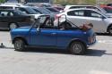 Mini Moris cabrio