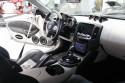 Nissan 370Z, wnętrze