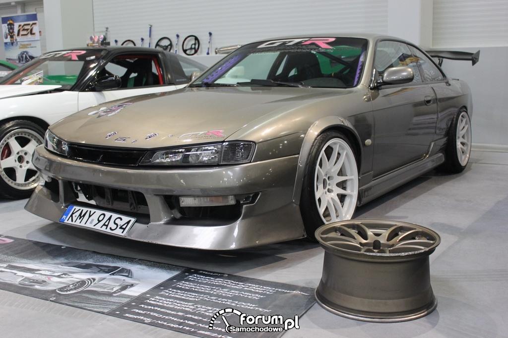 Nissan Silvia GTR