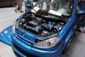 Peugeot 206, tuning, silnik