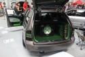Skoda Octavia I kombi, zabudowa Car Audio