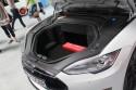 Tesla Model S, przedni bagażnik