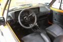 VW Golf I, skórzane wnętrze