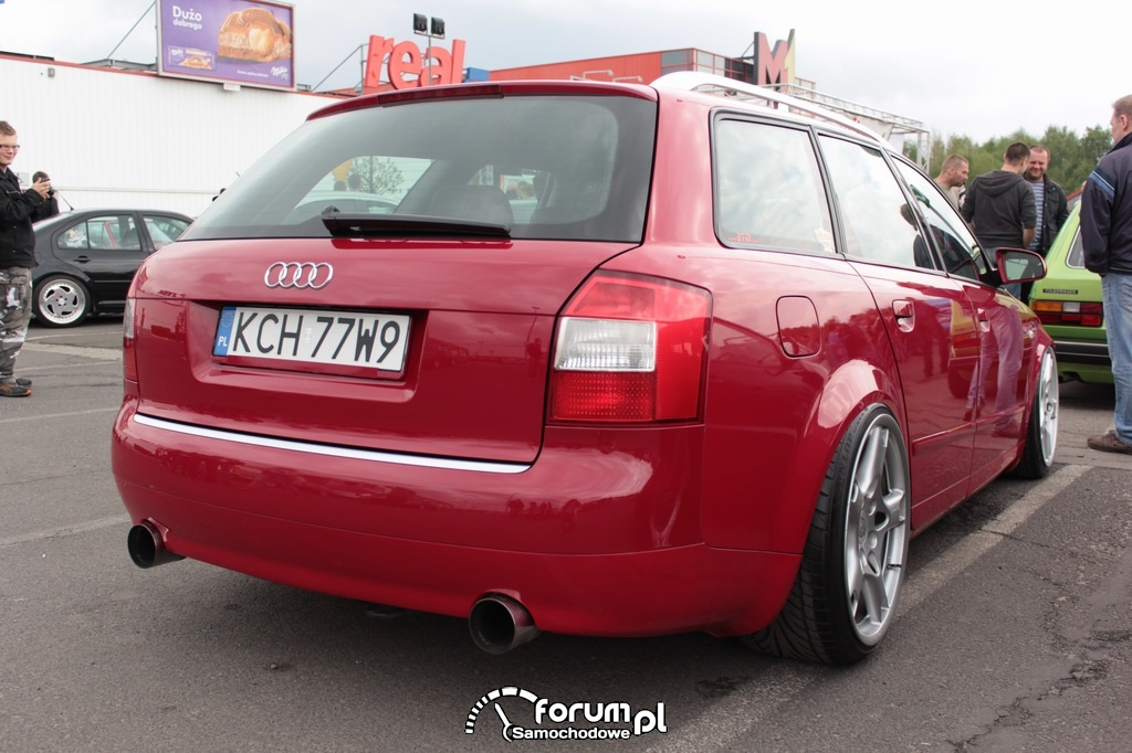 Audi a4 b6 Kombi Audi a4 b6 Kombi Tył