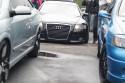 Audi A6, światła do jazdy dziennej