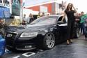 Audi A6 z pnelumatycznym zawieszeniem
