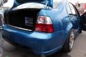Volkswagen Bora, bagażnik