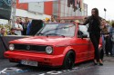 Volkswagen Golf I, hostessa