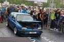 Volkswagen Golf III VR6, niebieski metalic