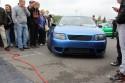 VW Bora, niebieski metalic