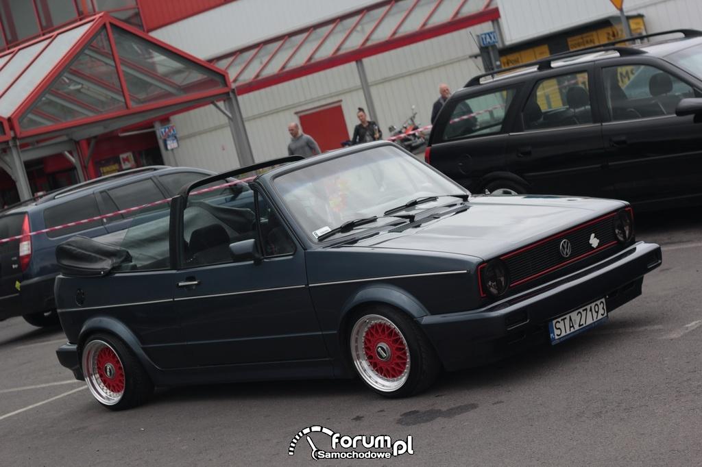 VW Golf I Karmann