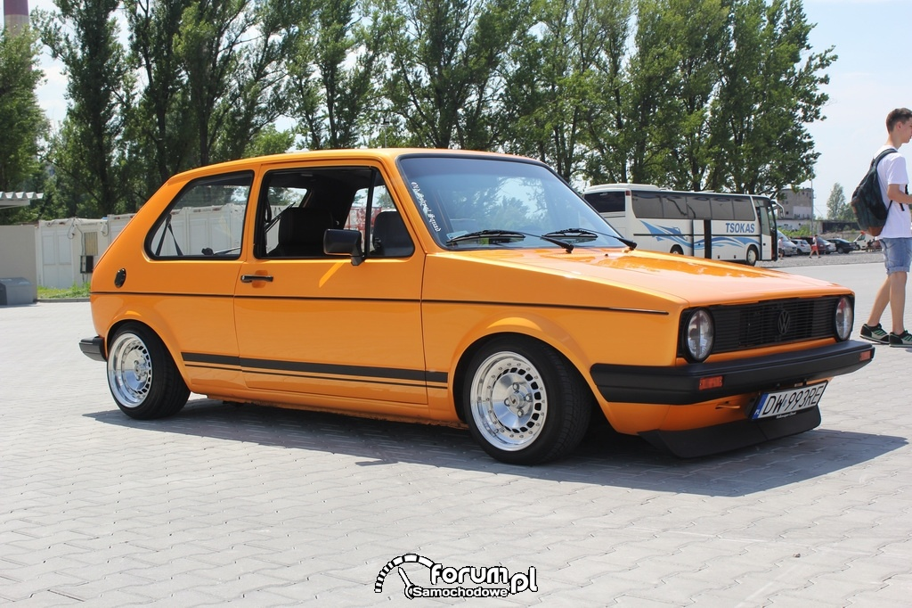 VW Golf I GTD