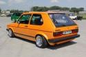 VW Golf I GTD, tył