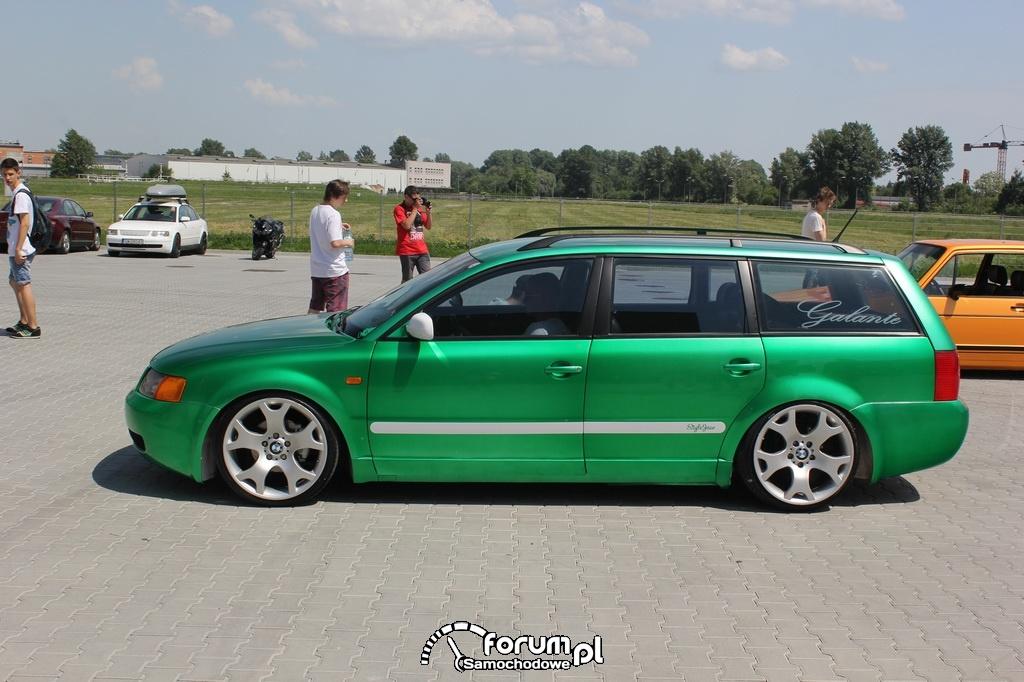 VW Passat B5, Style Law