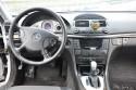 Mercedes Benz E220 CDI W211, wnętrze