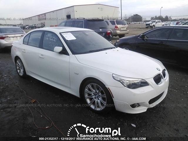 2010 BMW 535i Aukcja iaai.com