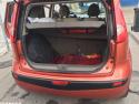 Nissan Note E11, bagażnik