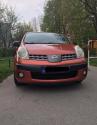 Nissan Note E11, przód