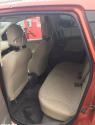 Nissan Note E11, tylna kanapa