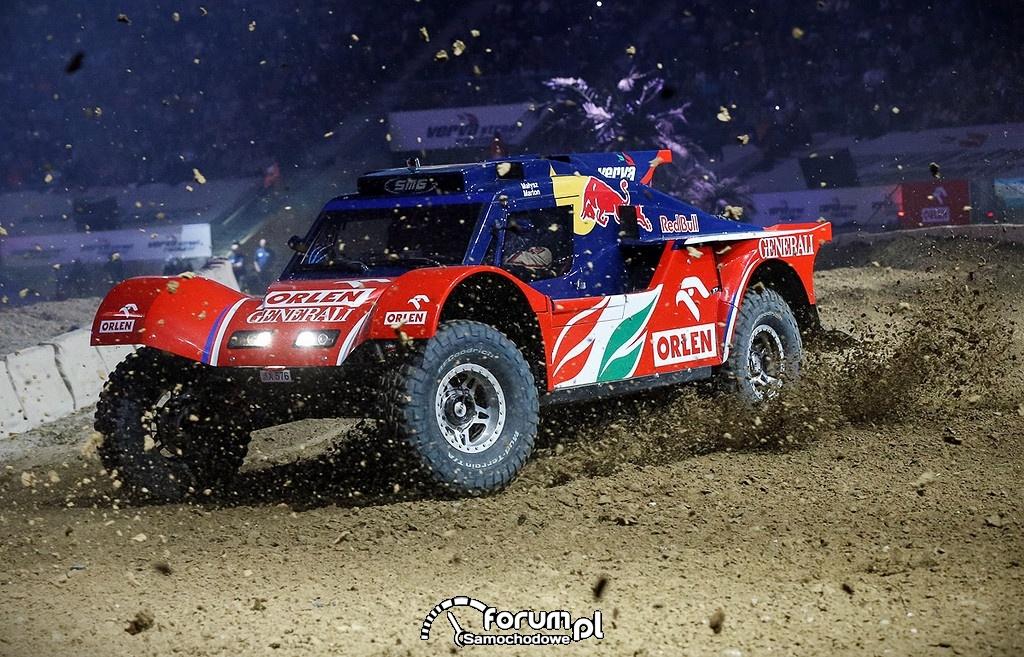 Nowy pojazd Adama Małysza na Rajd Dakar 2015
