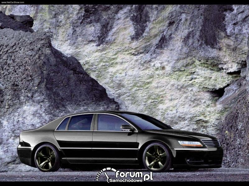VW Phaeton