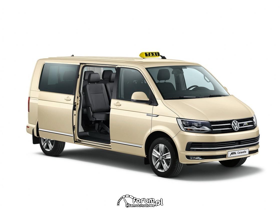 ABT e-Caravelle Taxi