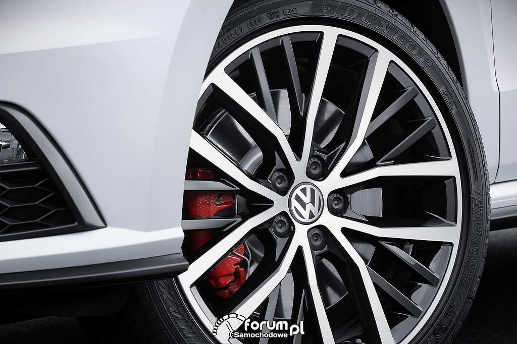 Alufelgi R17, Volkswagen Polo GTI