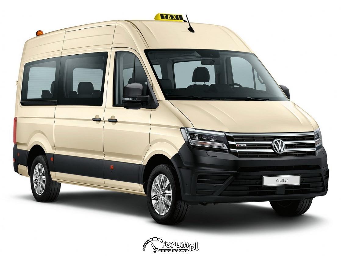 Crafter Kombi Taxi