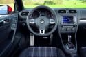 Golf GTI Cabriolet - wnętrze, 2