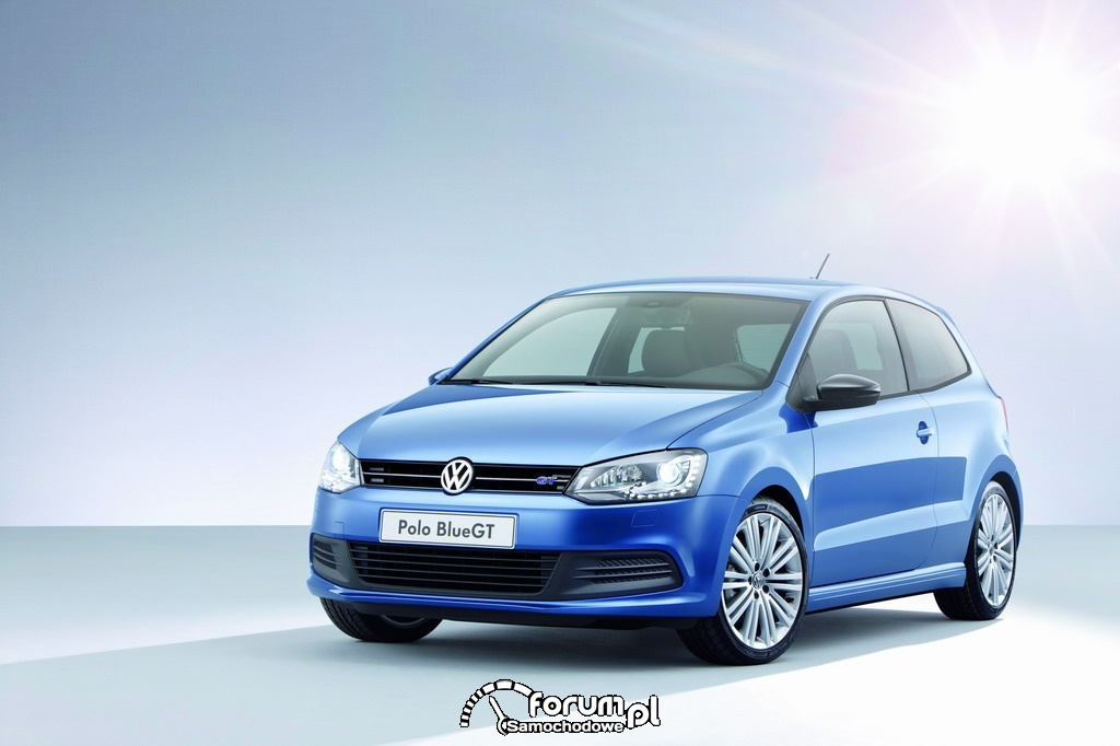 Polo BlueGT
