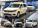 Volkswagen ABT e-Caddy i ABT e-Transporter