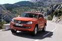 Volkswagen Amarok Canyon w górach.