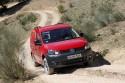 Volkswagen Caddy 4MOTION, furgon w terenie
