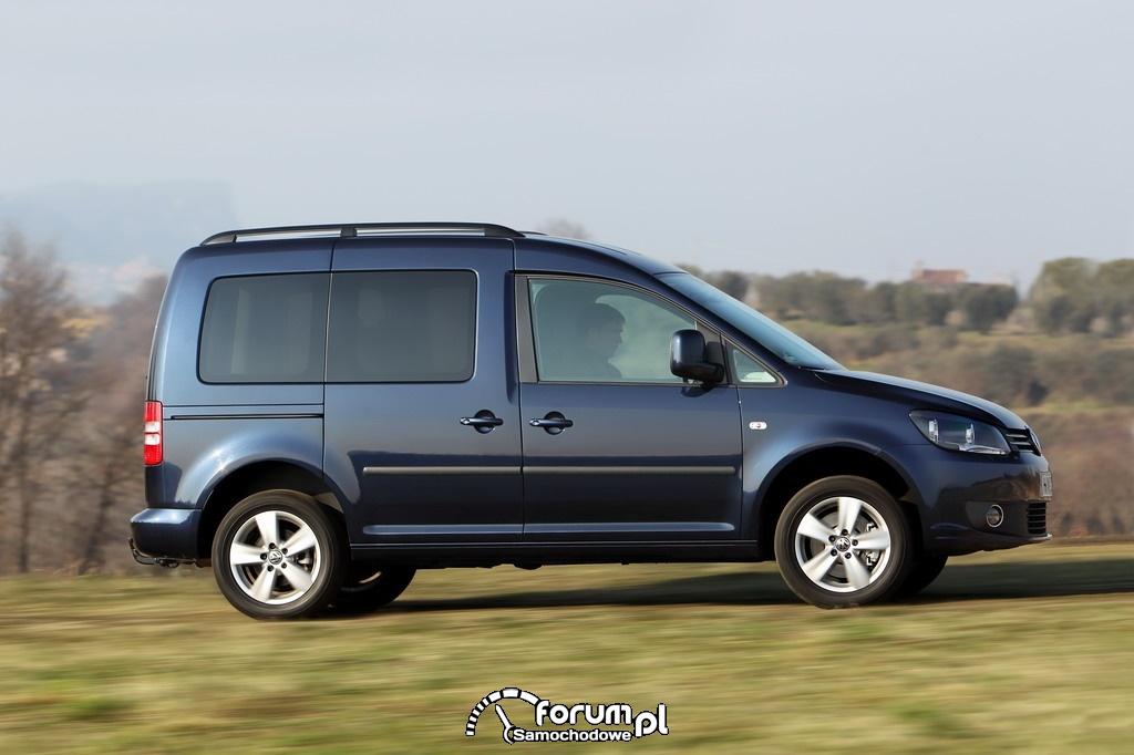 Volkswagen Caddy 4MOTION, kombi, 3