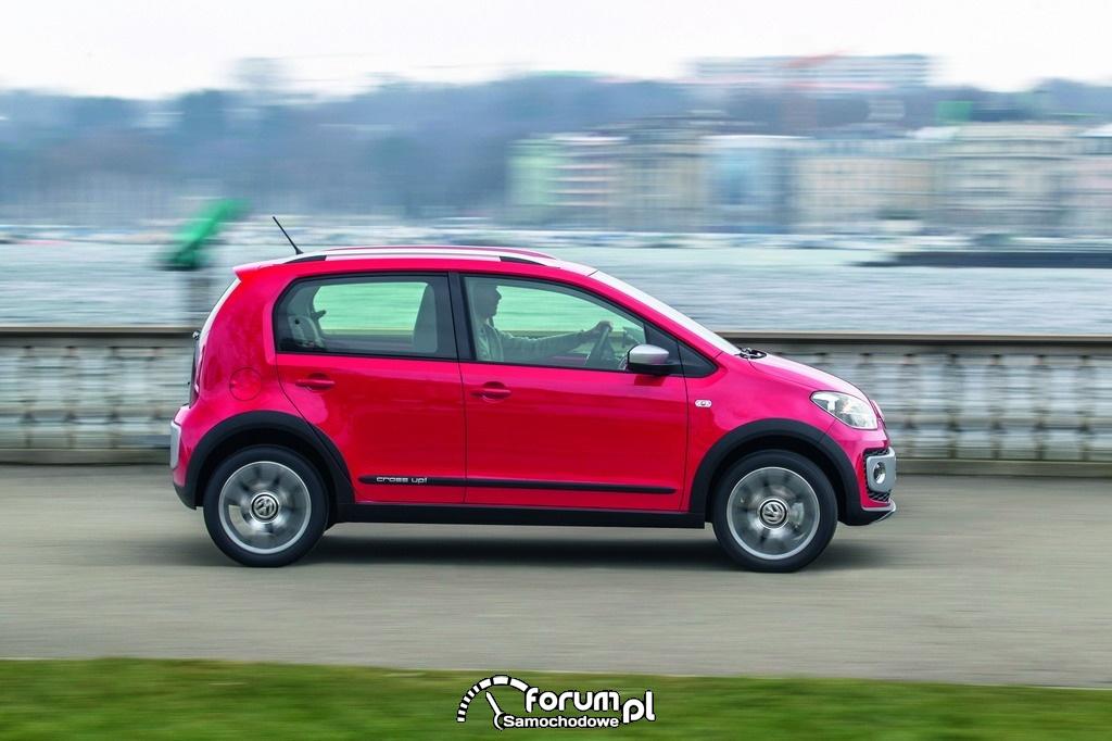Volkswagen cross up!, bok
