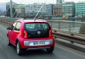 Volkswagen cross up!, tył
