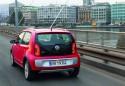 Volkswagen cross up!, tył